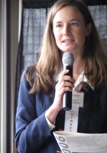 Genevieve Speaking