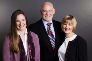 Global Genesis Team, Genevieve, Terry and Cathy